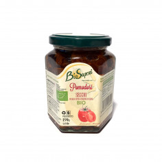 Pomodori secchi bio sott'olio