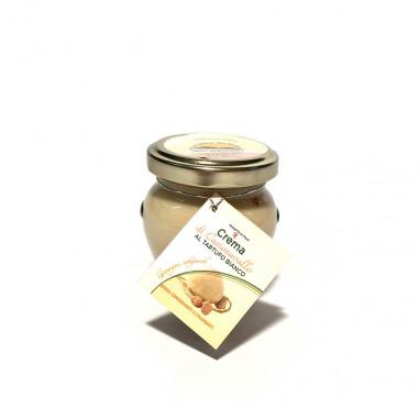 Crema di Caciocavallo al Tartufo Bianco