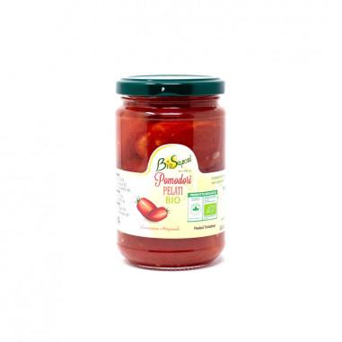 Pomodori Pelati Bio da 310 g - 1 x 15